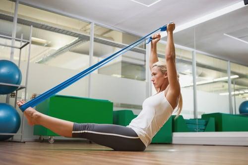 近期超夯的居家運動「彈力帶」,不論男女老少都能輕鬆上手;5招有效瘦身菜單,讓你年後不卡油、全身速瘦,還能用運動增進情誼。
