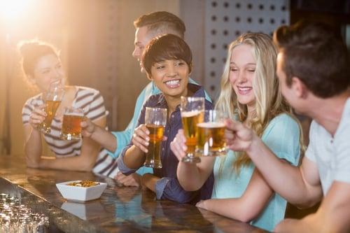 酒精毒害肝細胞