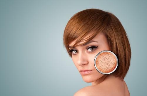 冬天乾燥、皮膚也會因為少了保濕太乾燥,經常發生靜電