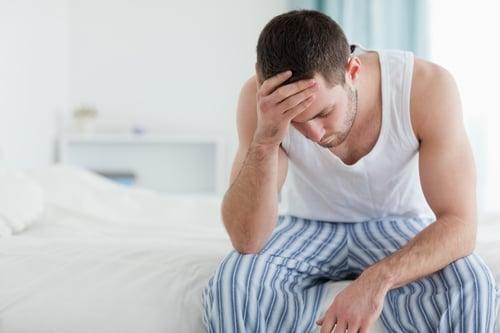 圓肩影響睡眠品質