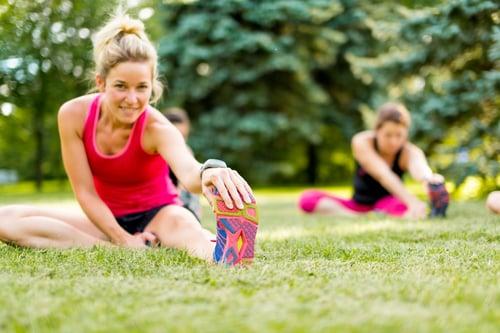 運動前,都必須做足夠的暖身,特別是氣喘兒,更要加強暖身,並且把時間安排約15至30分鐘
