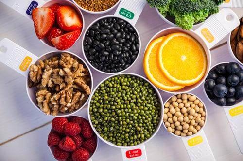 經常食用豆類,可以降低血液中的膽固醇
