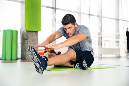 運動後要記得伸展,舒緩肌肉痠痛