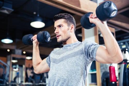 避免復胖6大祕訣-增加肌肉
