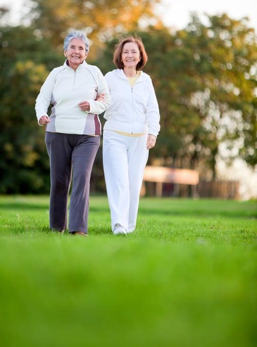 多走路等於減少坐著的時間,降低因為久坐而引發糖尿病、心血管疾病,甚至癌症的機會,