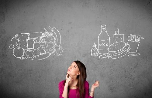無論健康、不健康,都可能被分類為碳水化合物,但重點是,碳水化合物,該選擇哪一種呢?