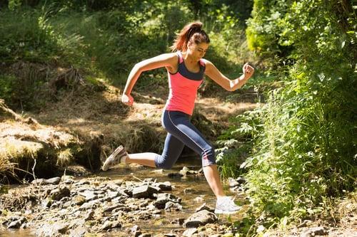 運動傷害的風險比室內運動高