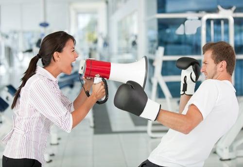 制訂健身菜單一定要有明確的健身目標,才能夠幫助你衡量你的內容與進度,也更有動力去執行,並保持積極性