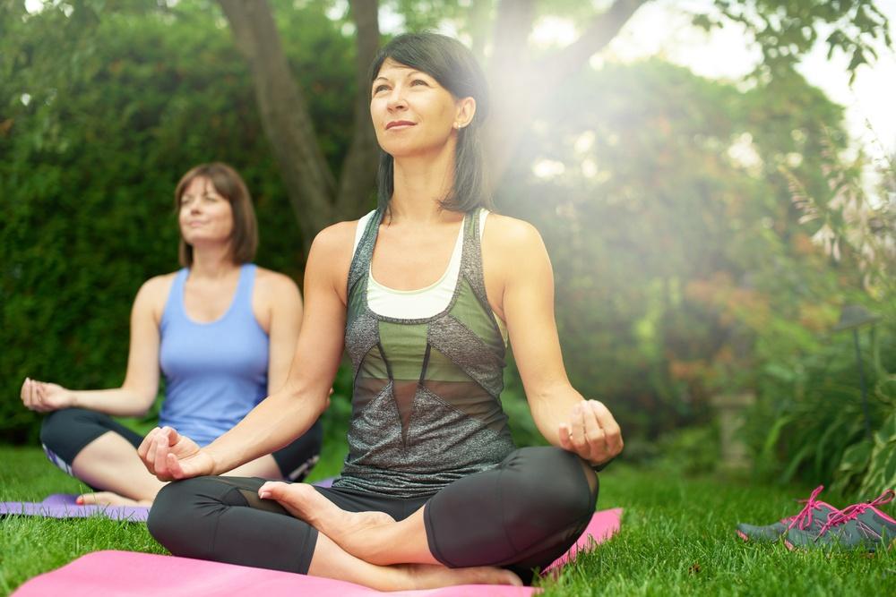 透過瑜珈運動,讓疲勞解除、情緒變好,促進面對事物正向思考,生活品質自然提升。