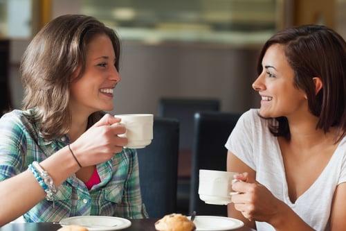 得舒飲食中可以喝咖啡或酒嗎?