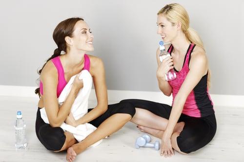 2.運動  剛剛提到不運動、精神緊張都是造成體內濕氣的原因之一,因此養成規律的運動習慣,可以幫助排汗、緩解壓力,並且促進血液循環和水分的代謝。
