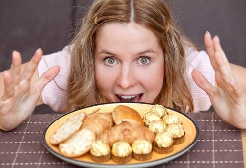 椰子油可以抑制食慾,延長飽足感