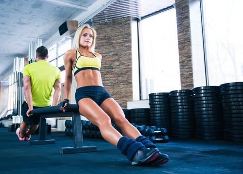 產後第3-6個月:有氧運動的強度增加,也可加入重訓訓練,讓身體更緊實。