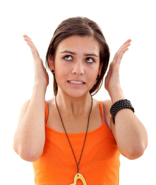 醫學上來說,就是耳朵裡的聽覺細胞和大腦的神經系統,出現不正常的運作,才會產生耳鳴現象。