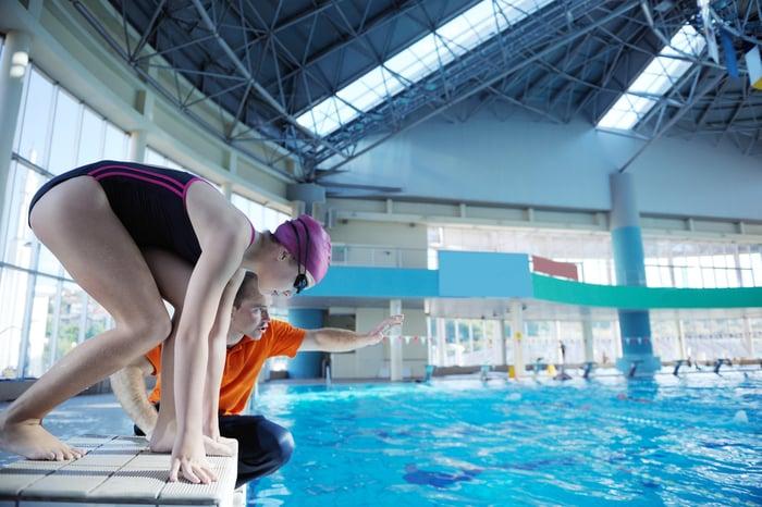 阻力訓練與有氧運動 搭配飲食控制 游泳 跑步 騎腳踏車