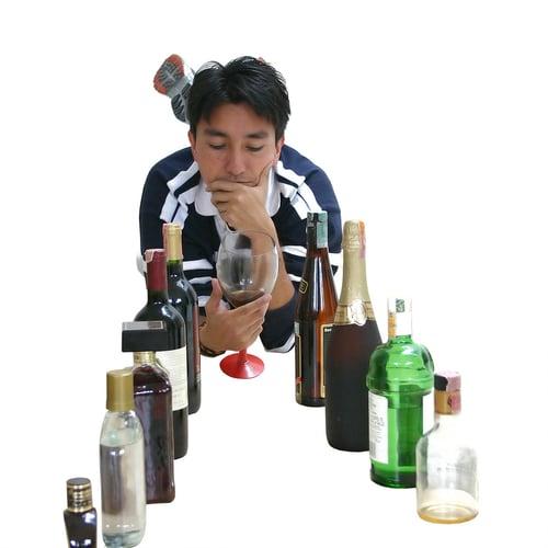 哪些人容易葉酸攝取不足呢?酗酒者