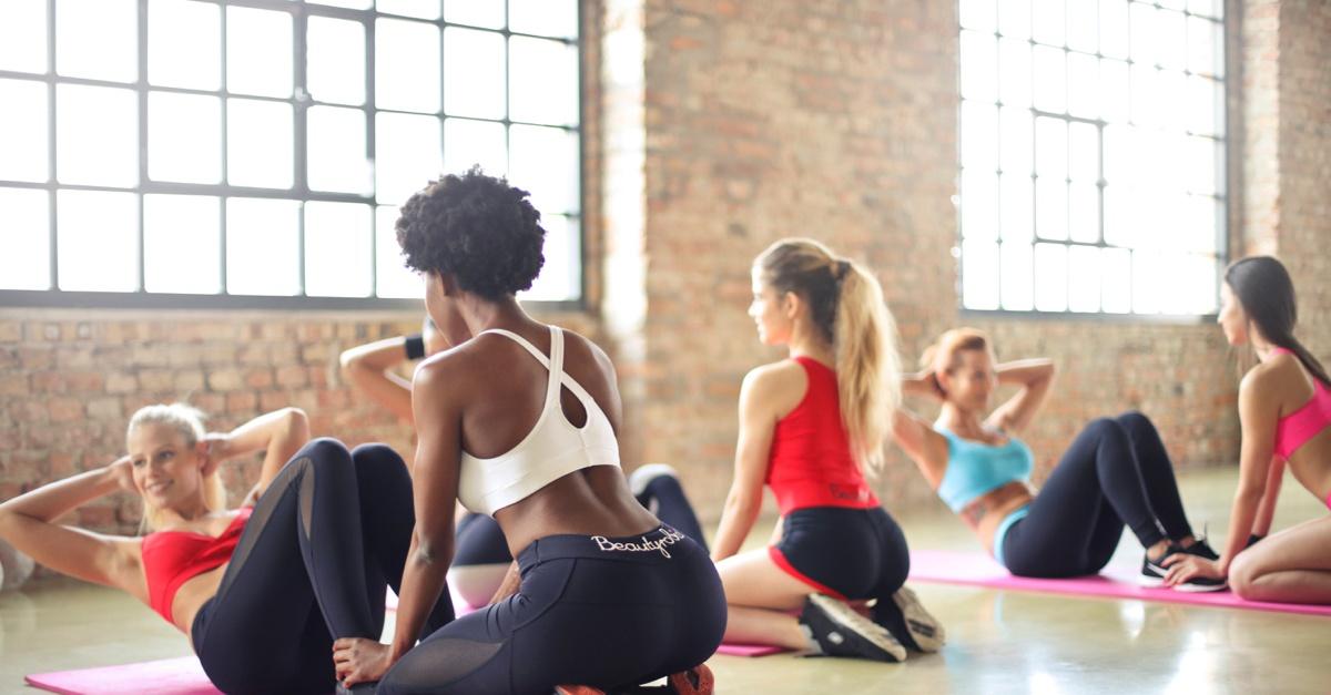 健身房運動