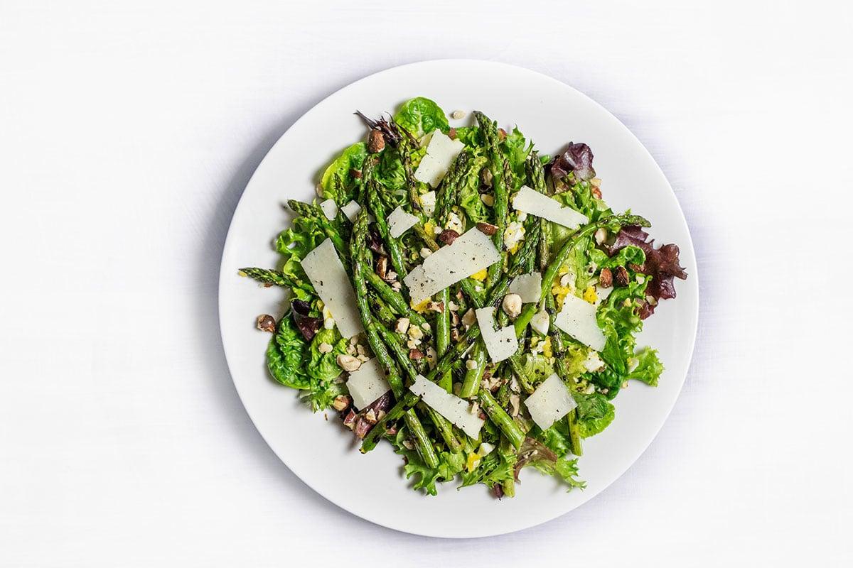 生酮飲食起司沙拉,生酮飲食外食族,生酮外食菜單