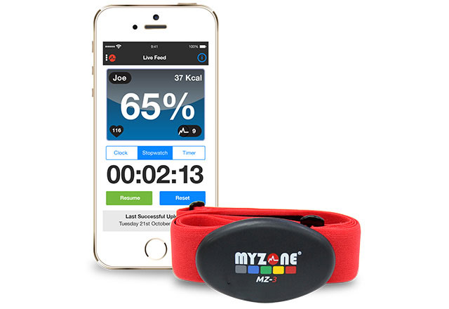 myzone app,實用健身app