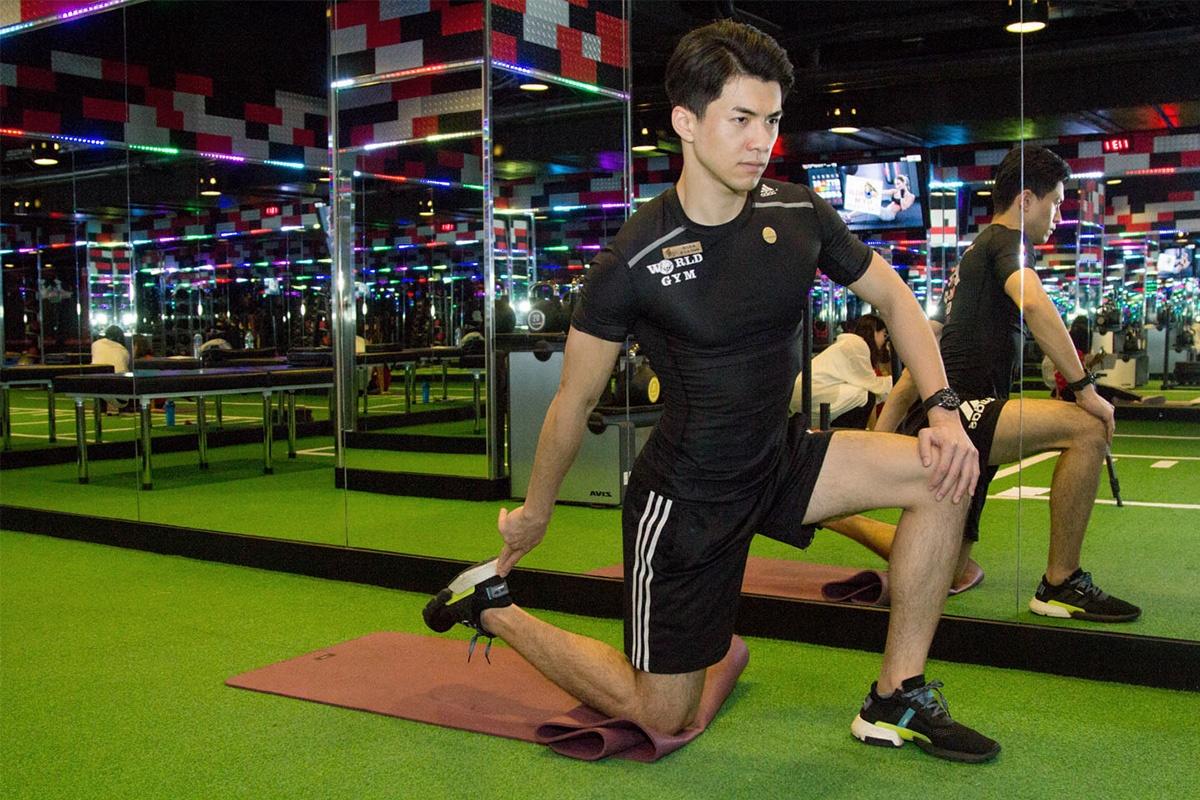 大腿前側運動,瘦下半身