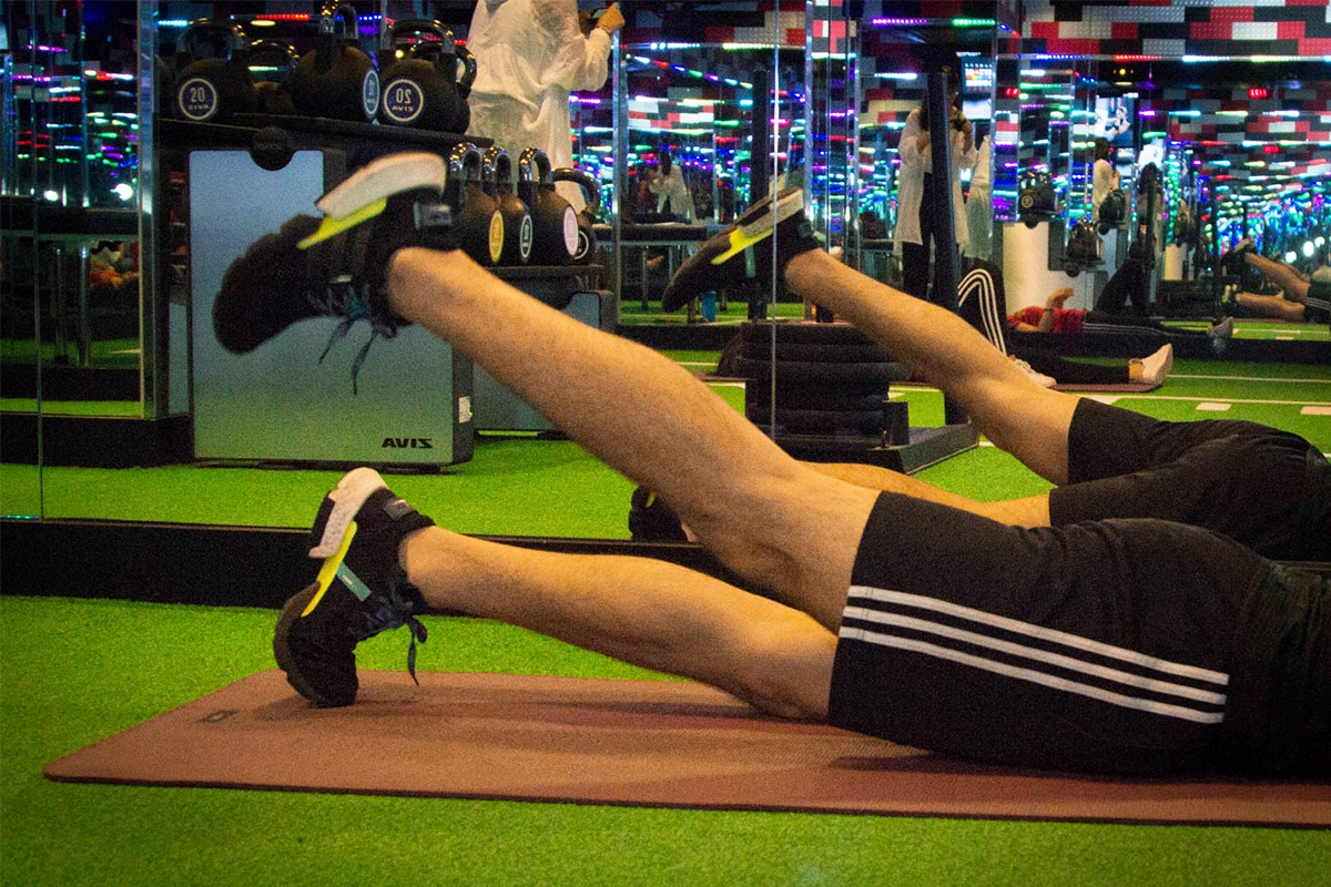 臀部運動訓練,瘦下半身