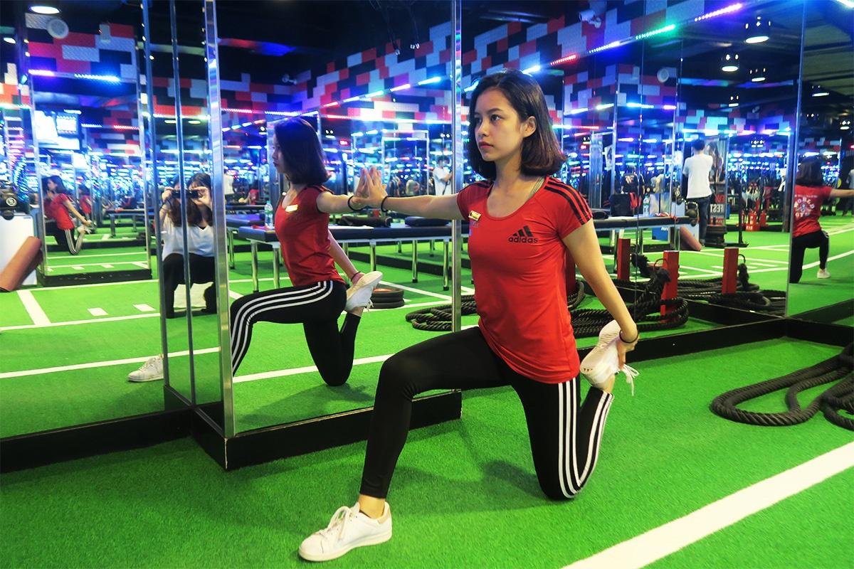 伸展髂腰肌,瘦下半身