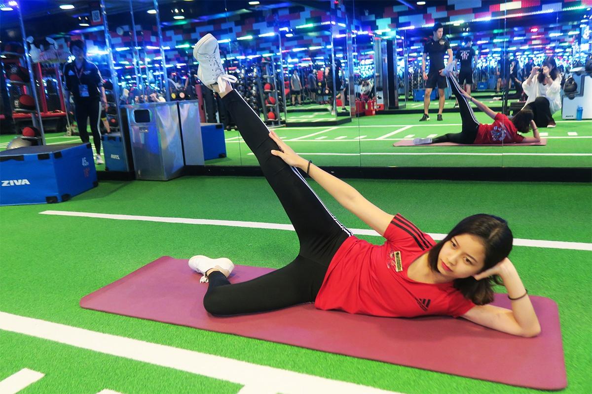 大腿外側運動,瘦下半身