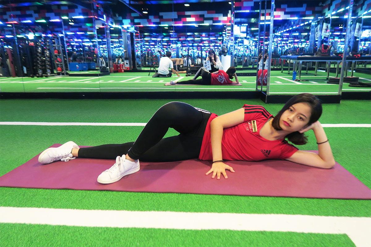 大腿內側運動,瘦下半身