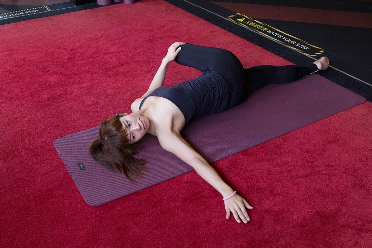 運動後應該注重後續的伸展以及緩和運動,才能讓身體真正恢復到平穩的狀態。