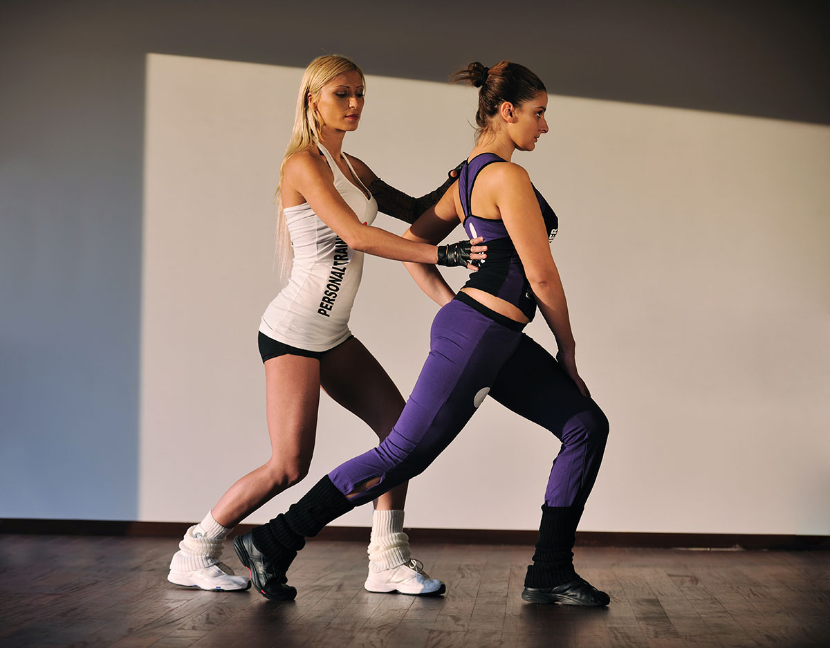 上健身房為什麼需要健身教練