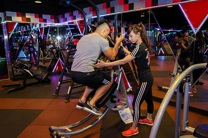 健身教練,健身房減肥