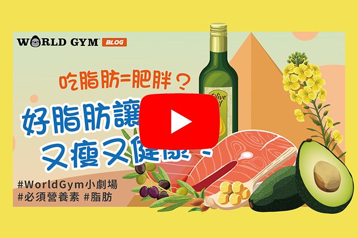【動畫】適量攝取好脂肪 健康瘦身更加分!