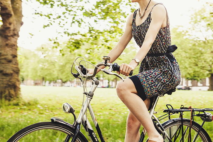 【Women's Health】假日輕旅行提案!五大台北超好騎腳踏車河濱路線