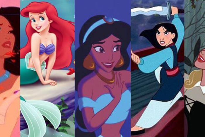 跟著迪士尼公主運動去 變身美麗自信靓女孩