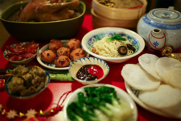 一餐年菜吃下肚熱量破千卡!7道經典年菜熱量比一比