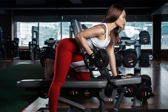 丟掉女生重訓迷思 訓練讓妳瘦得健康有線條!cover