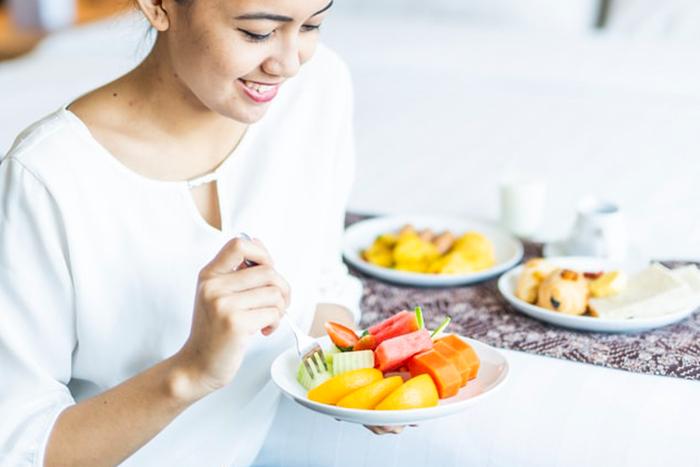 吃素減肥5大原則 少油少鹽0加工