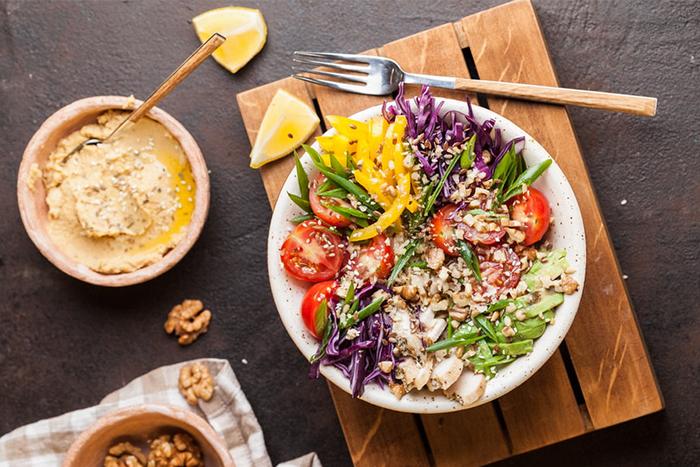 吃素蛋白質不夠? 4種植物性蛋白質食物幫你輕鬆補足