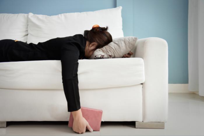 常常覺得「厭煩厭世」 小心你已經有腦疲勞!