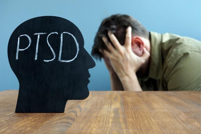 惡夢.失眠.情緒麻木 恐是PTSD創傷壓力症候群