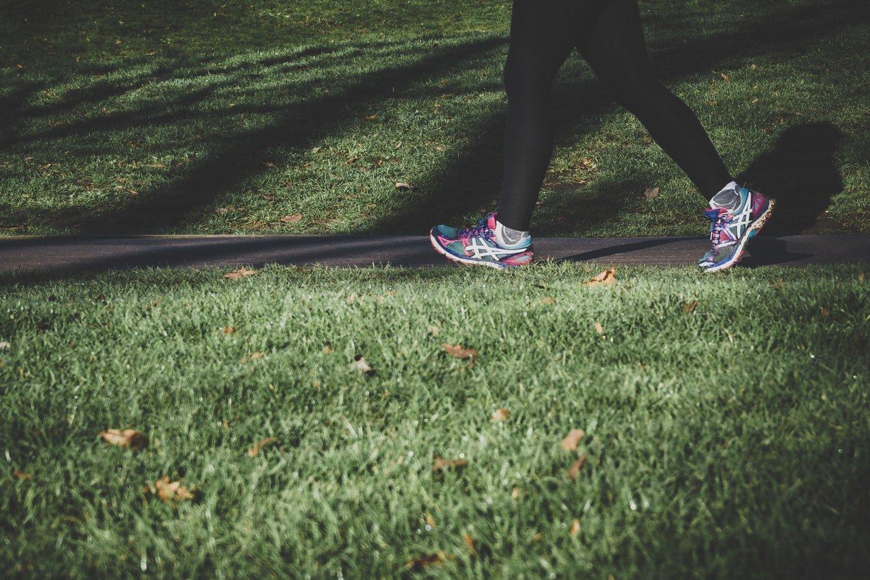 懶人必知!走路好處多 減重還激發創意
