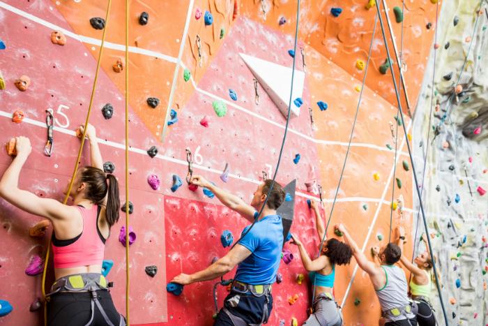 攀岩可分3大類型 新手基本體能這樣練