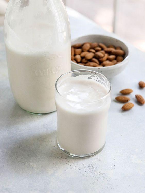 歐美吹起植物奶風潮 細數杏仁奶6種好處