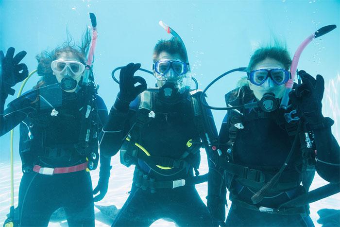 不會游泳可以學水肺潛水嗎?學之前先了解這3件事,暢遊海底世界不是夢!