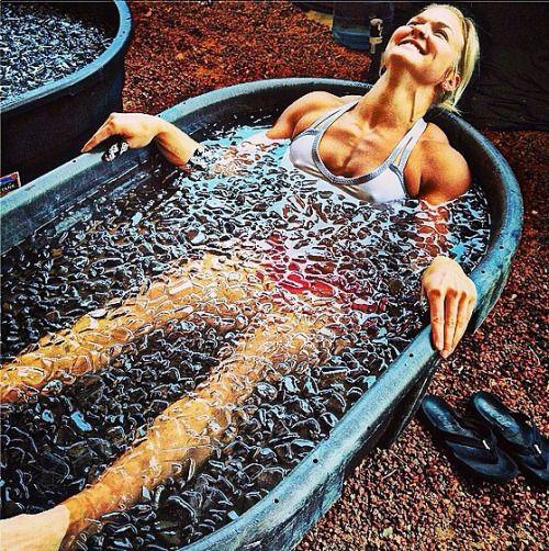 運動員都在泡冰浴 減緩肌肉痠痛還能加速代謝4