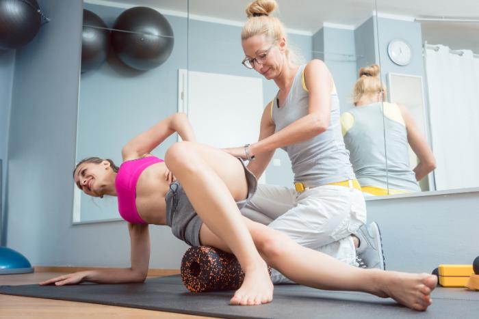 4種筋膜放鬆方法 改善肌肉緊繃好舒壓~