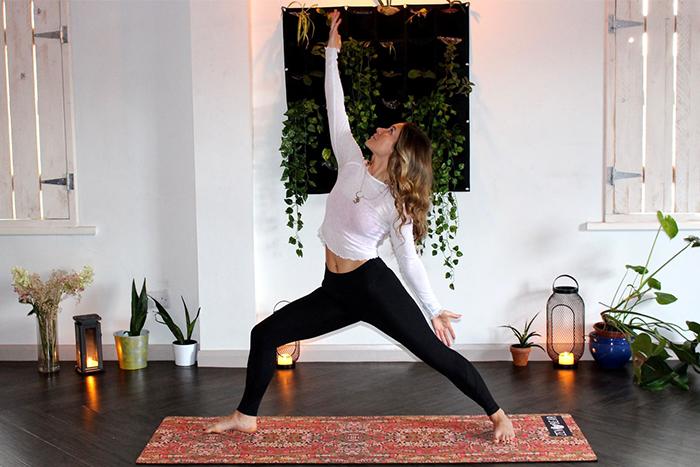 7個瑜珈動作學起來 視覺瘦身3公斤還能增強免疫力!