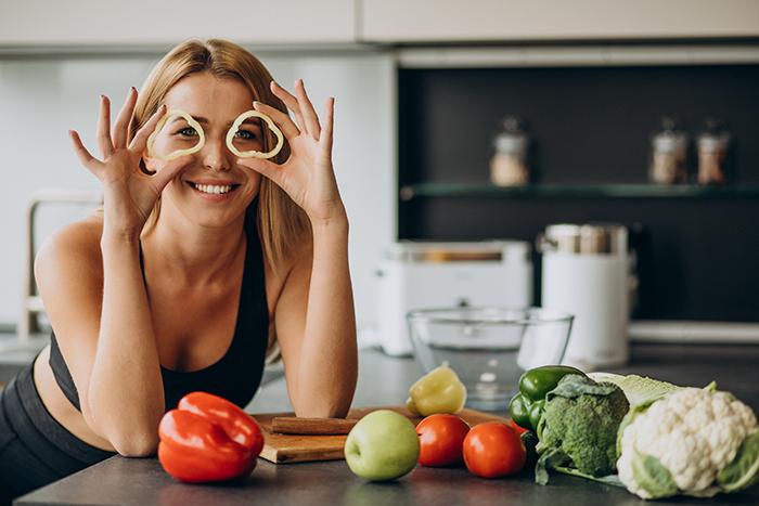 美國新聞媒體:2021最佳減重飲食「彈性素食飲食法」,你聽過嗎?