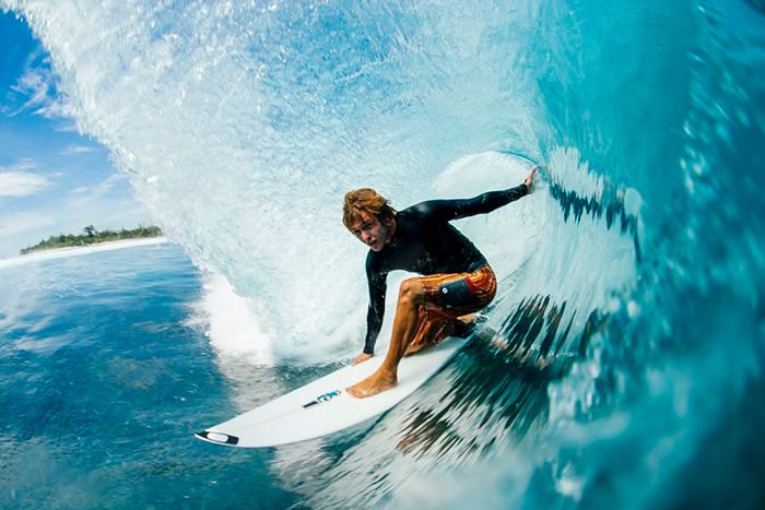 衝浪必學!這4種訓練方式讓你在浪板上更得心應手