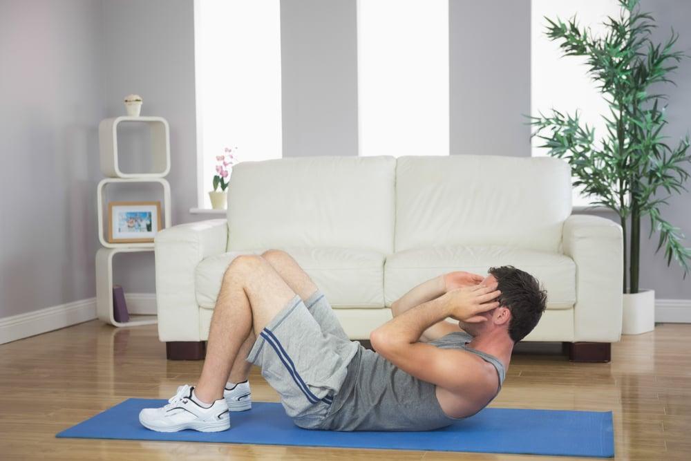 懶人在家徒手健身大作戰,每天十分鐘,還你好身材【2021更新】